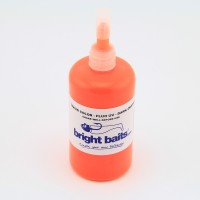 Liquid Plastic Color - Fluorescent - Dark Orange