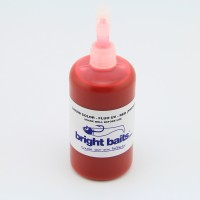 Liquid Plastic Color - Fluorescent - Red (transparent)