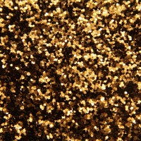 Glitter - 1,0mm - Copper - 40ml