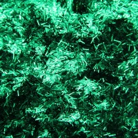 Glitter Strings - 3 x 0,25mm - Green - 40ml