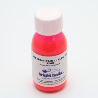 Softbait Paint - Fluo UV - Pink - 60ml + pippet